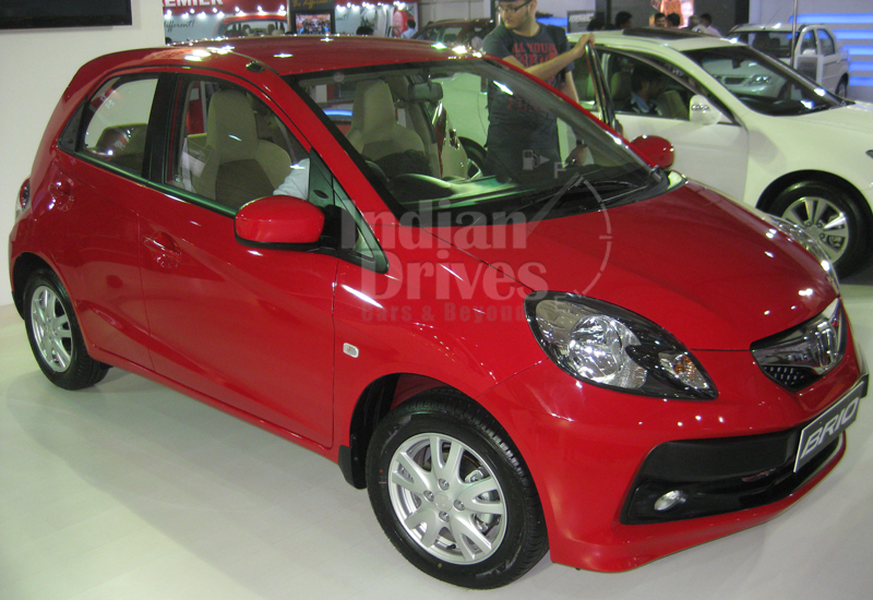 Honda Brio bookings re-open