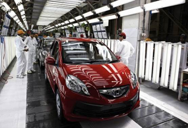 Honda plans to kick-start productions in Rajasthan
