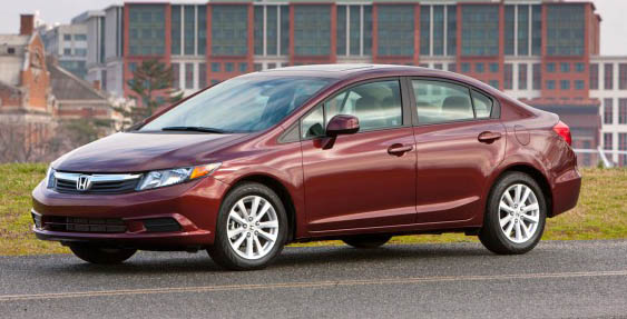 Honda sells a mere 1503 City Sedan in January