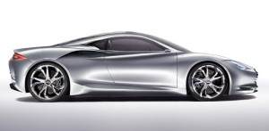 Infiniti Emerg-E Concept leaked images