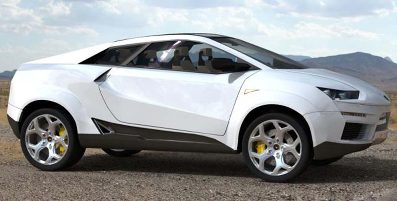 Lamborghini SUV to be unveiled soon