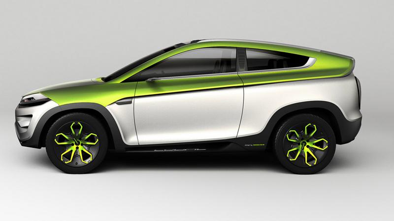 Magna Steyr Mila Coupic concept Geneva preview