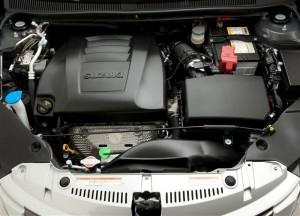 Maruti Kizashi engine