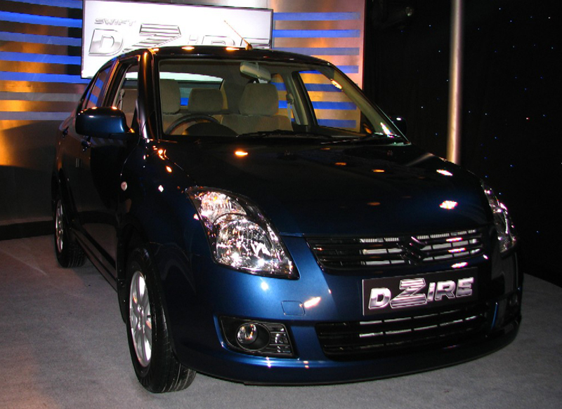 Maruti Suzuki plans to bring out many more of their diesel cars in 2012