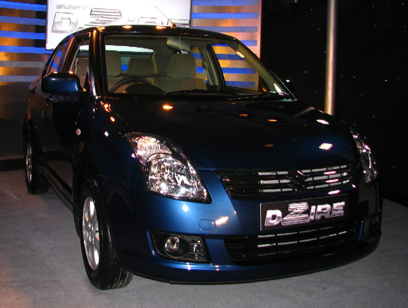 Maruti trying to reposition its New Swift Dzire in the taxi market