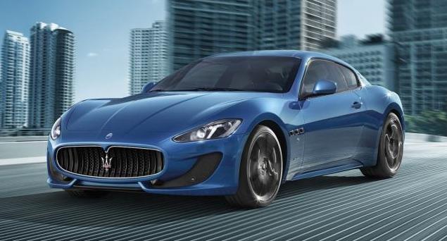 Maserati GranTurismo Sport in India