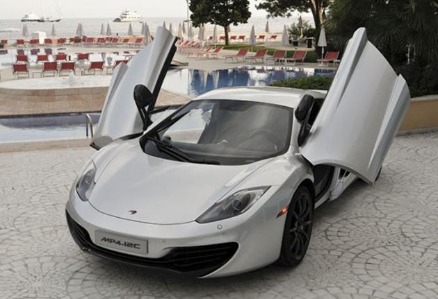 McLaren to unveil F1 successor at Monaco GP