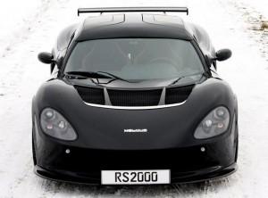 Melkus presents RS2000 Black Edition