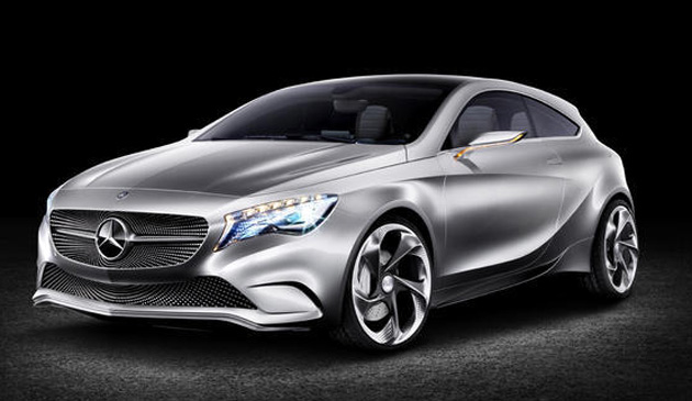 Mercedes-Benz A-class gets engine tune up from F1