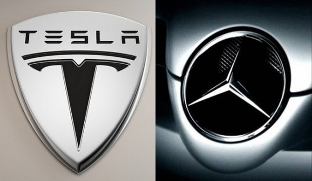 Mercedes-Benz and Tesla to partner electric vehicle