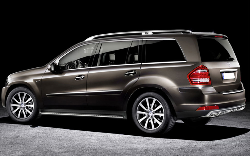 Mercedes 'GL' Grand Edition Series makes its way to India