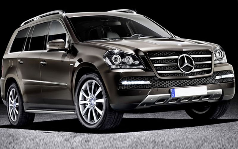 Mercedes GL Grand Edition in India
