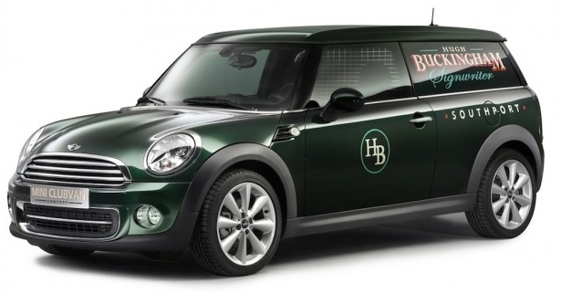Mini Clubvan concept revealed ahead of Geneva