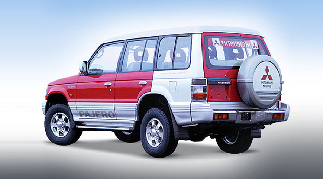 Mitsubishi Pajero automatic transmission variant to come in March