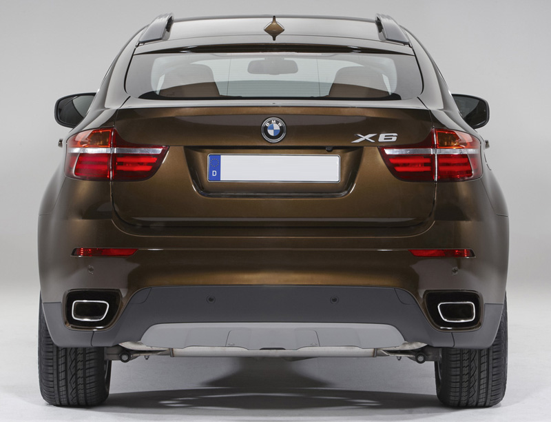 New BMW X6 launch in mid 2012