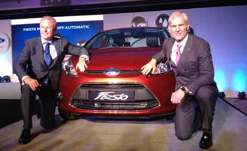 All-new Ford Fiesta PowerShift Automatic launched in India