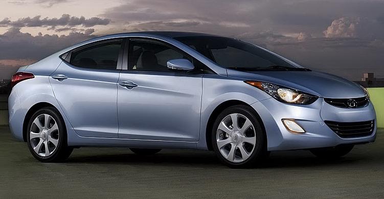 New Hyundai Elantra in India