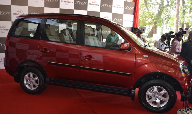 New Mahindra Xylo 2012