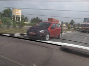 New Hyundai i20 spotted near its Chennai plant