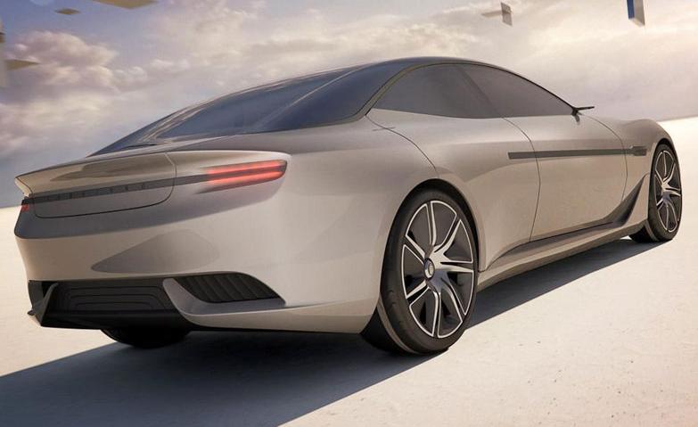 Pininfarina Cambiano Concept leaked ahead of Geneva
