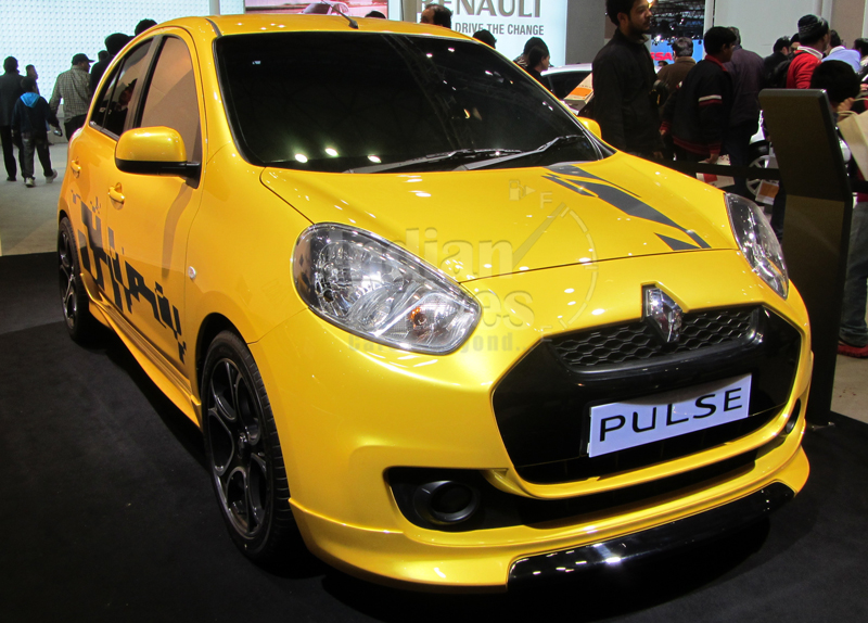 Renault Pulse is just a month in and are making great sales