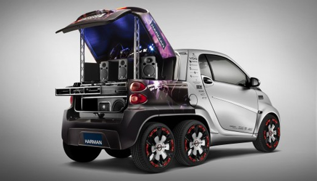 Rinspeed Dock+Go concept returns at Geneva Motor show