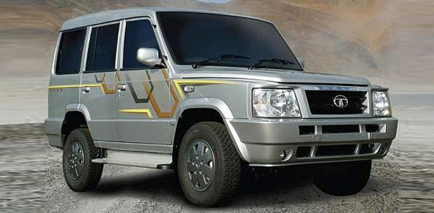 Tata Motors has high hopes from the New Sumo Gold