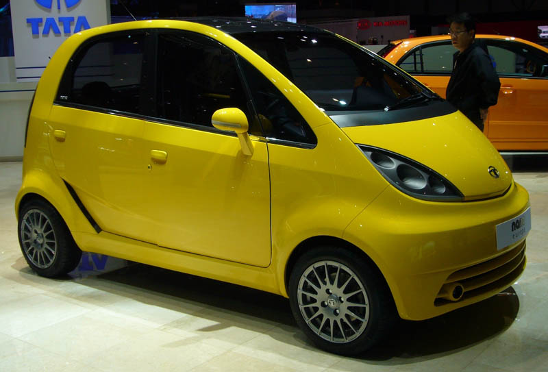 Tata Motors looking to increase sales of Nano with foray into the rural market