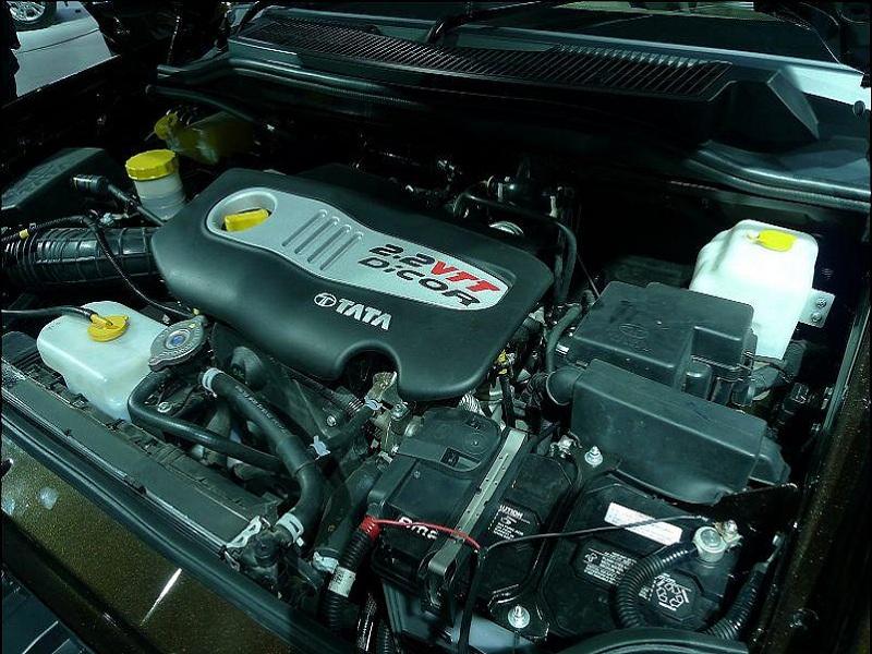 Tata Safari Storme engine