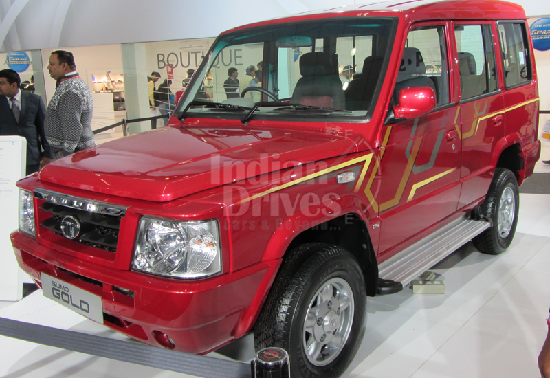 Tata targeting monthly sales of 5000 units for its Sumo Gold