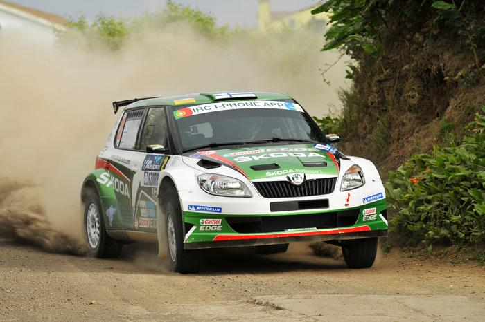 Team MRF to make use of the Fabia S2000 in the APRC 2012