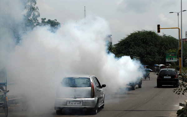 Three more Indian cities going into the BS IV emission norms from 1st March