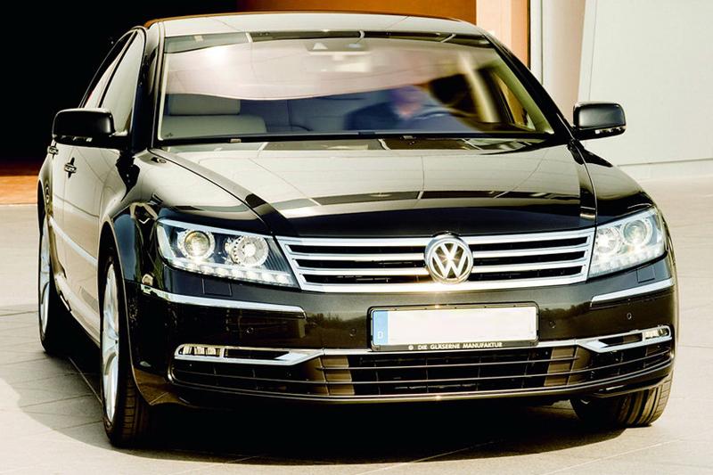 Volkswagen to follow similar formula for new Phaeton