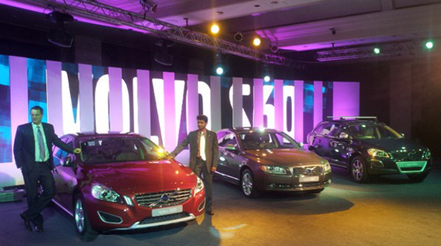 Volvo India launches D3 variants of XC60, S60 and S80 models