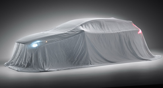 Volvo planning the launch of its V40 hatchback within early 2013