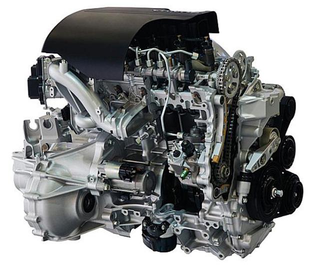 2012 Honda Civic engine