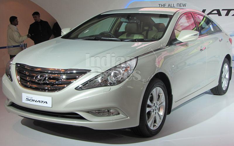 2012 Hyundai Sonata Fluidic launched at Rs 18.52 lacs