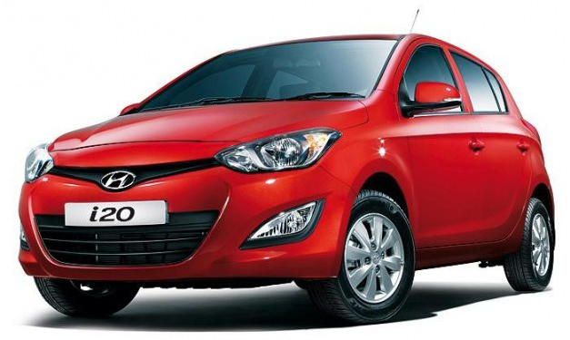 2012 Hyundai i20 facelift launched at Rs 4.73 lacs