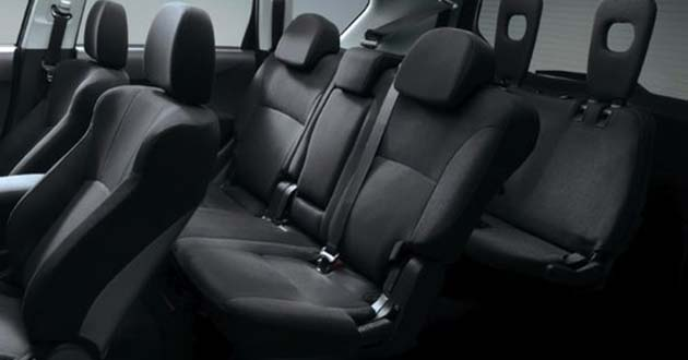 2012 Mitsubishi Outlander 7 Seater Comes With A Starting Price Of Rs 19.95  Lacs