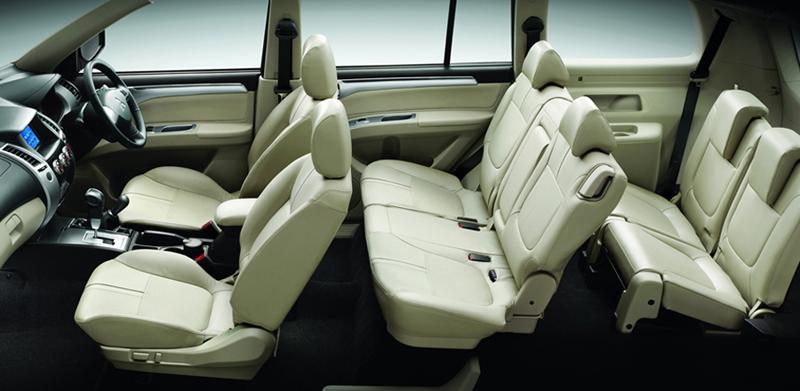 2012 Mitsubishi Pajero Sport