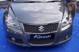 2012 Suzuki Kizashi launched in Malaysia