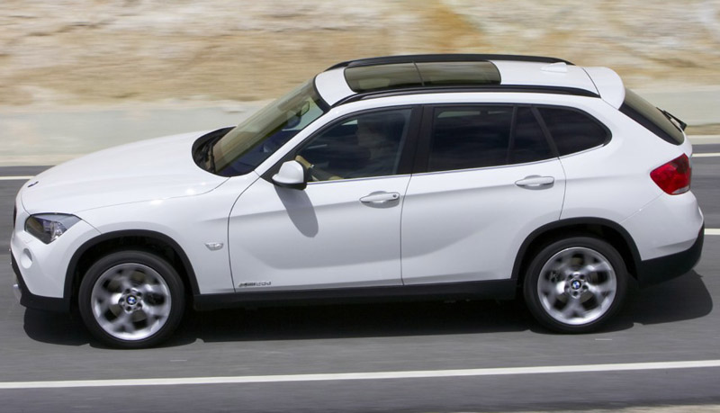 2013 BMW X1 facelift to debut at New York Auto Show