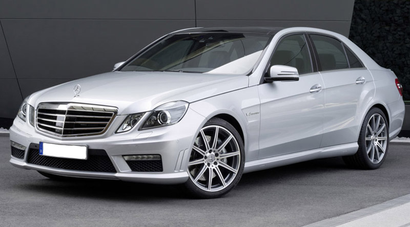 2014 Mercedes-Benz E Class gets a mid-cycle update