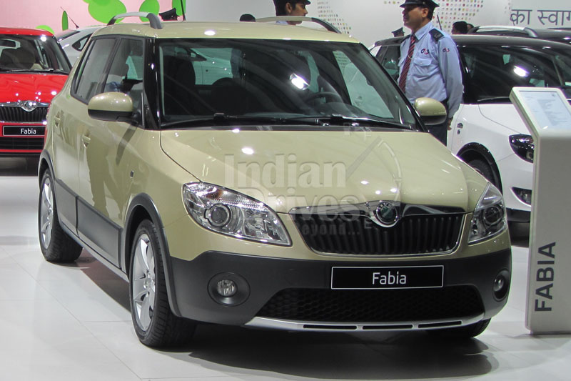2014 Skoda Fabia and VW Passat to be based on MQB platform