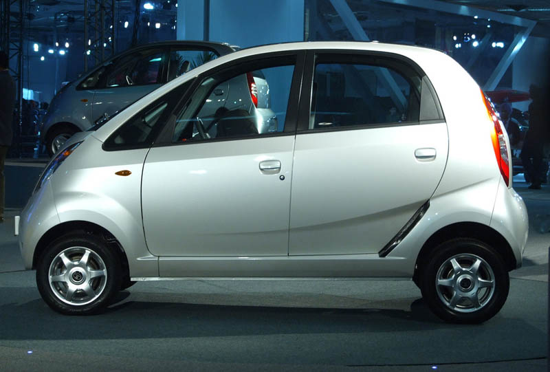3 cyl Nano soon by Tata