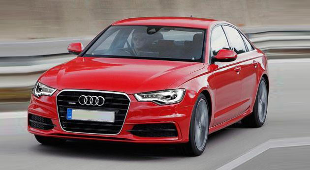 AACOTY title goes to Audi A6