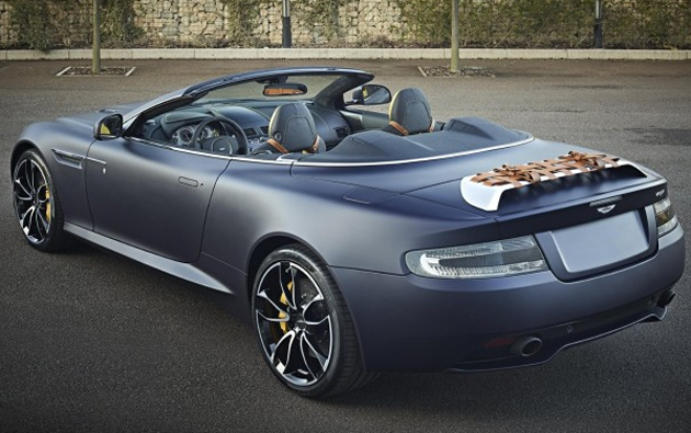 Aston Martin Q customization: Geneva preview