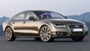 Audi A7 in India