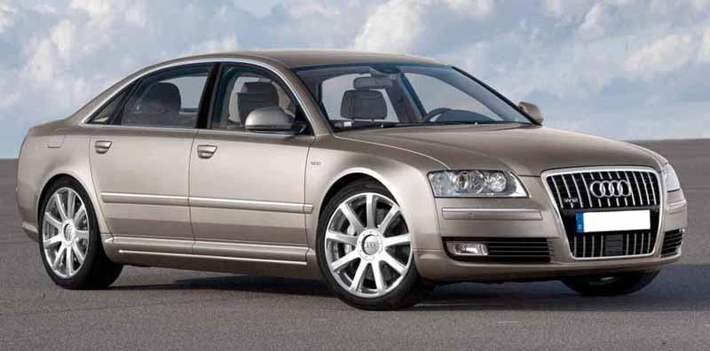 Audi A8 L6.3 W12 Quattro