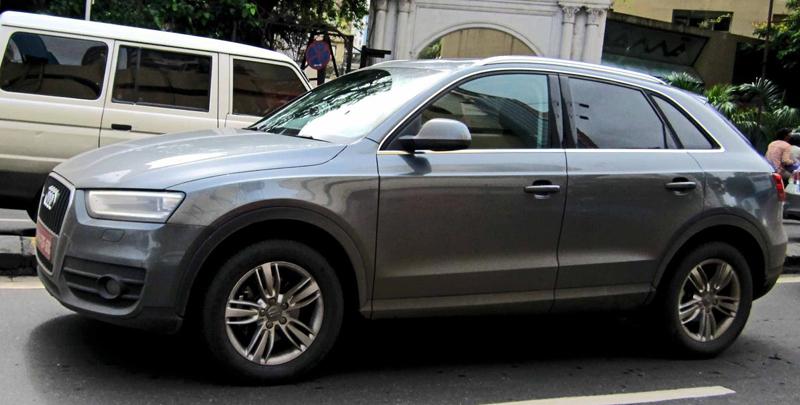 Audi Q3 SUV in India
